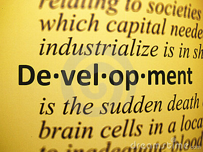 Definition: Development
