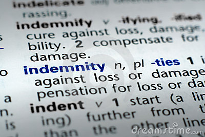 Indemnity clauses