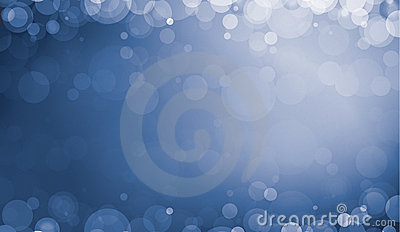 Defocus Light Blue Background