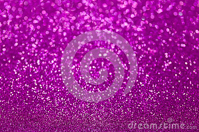 Defocused abstract purple lights background
