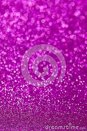Defocused abstract purple lights background