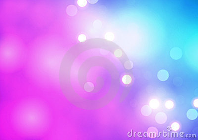 Defocused purple background