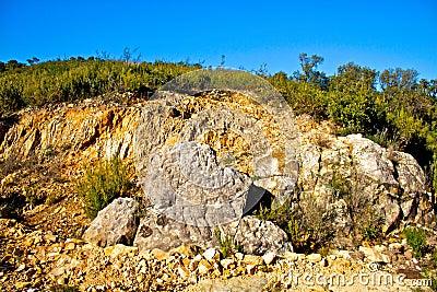 Deforestation and erosion