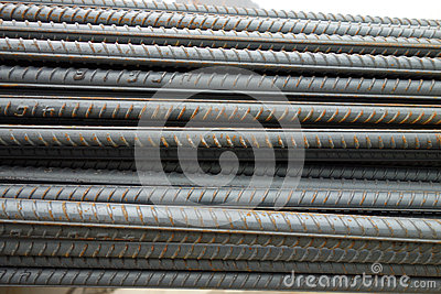 Deformed steel bars