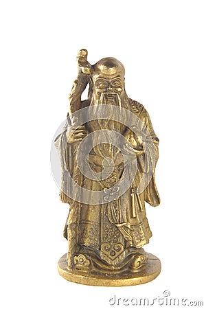 Deidad china Shou - dios de la longevidad