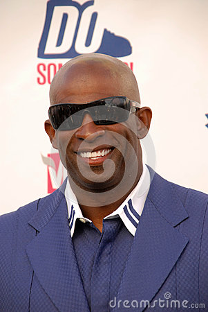 Deion Sanders Editorial Stock Image