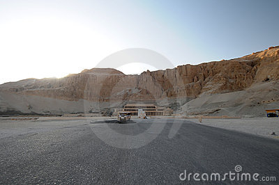 Deir el-Bahri Egypt