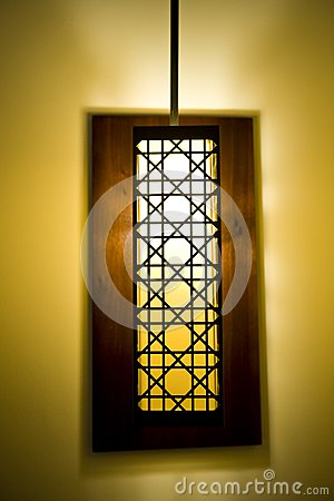 Dekorativ lampkupa