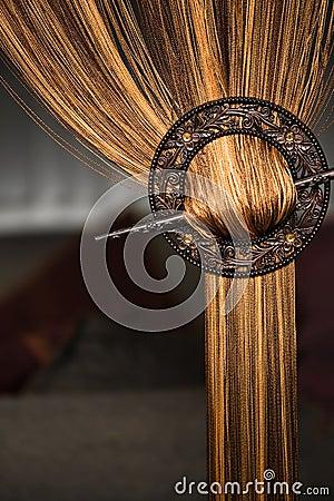 Dekorativt tyg