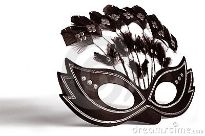 Dekorerad maskering