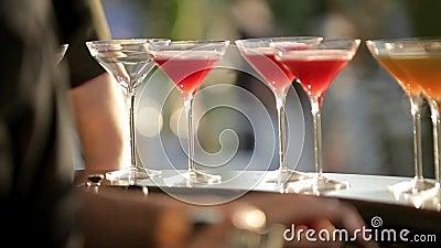 Dekorerade alkoholdrycker