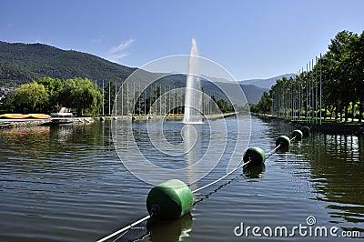 Del Segre Olympic Village