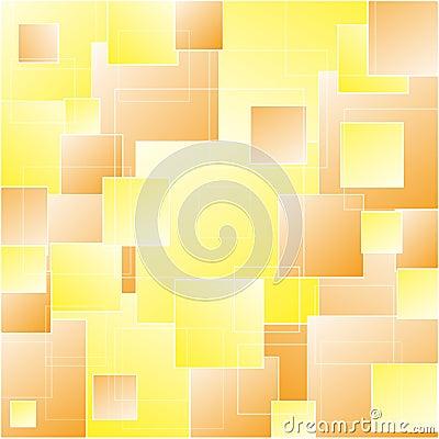 Del vector mosaico colorido