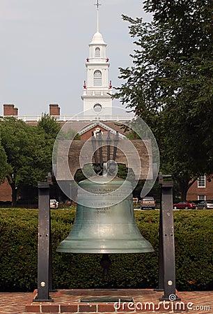 Delaware Liberty Bell