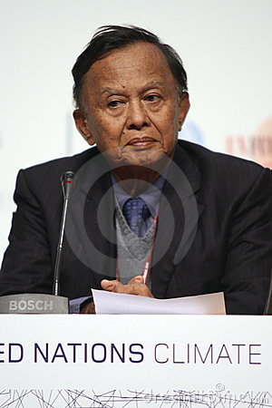 Delegation of Indonesia Editorial Image