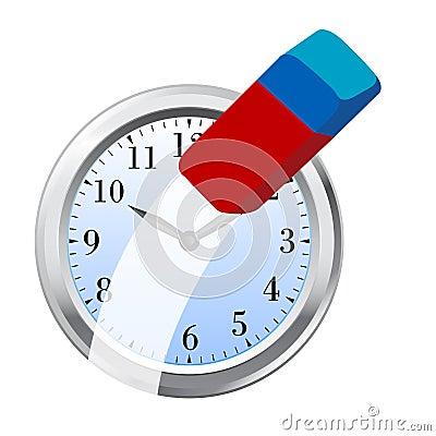 Delete the time concept