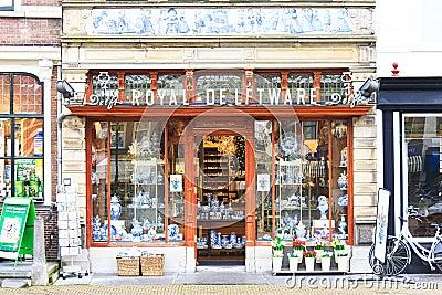 Delft Royal Delftware