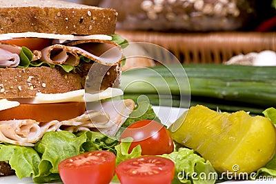 Deli Sandwich 006