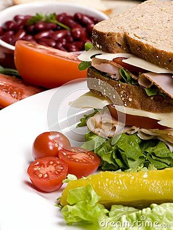 Deli Sandwich 007
