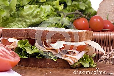 Deli Sandwich 3