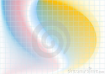 Delicate background with grid. Background. Wallpap