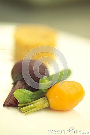 A delicate dish