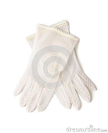 Free Delicate Gloves Stock Photos - 8117453