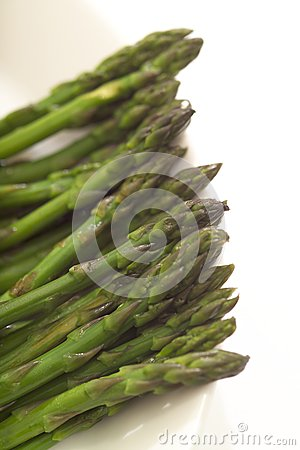 A delicate look at asparagus