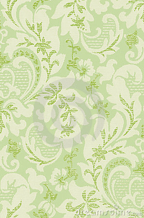 Free Delicate Pale Floral Pattern Stock Photos - 3062173