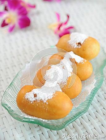 Delicious of asia dessert