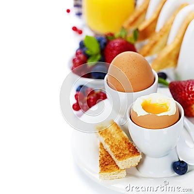 Free Delicious Breakfast Stock Photo - 29753340