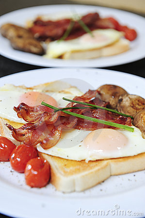Free Delicious Breakfast Royalty Free Stock Image - 6322726