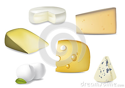 Delicious Cheese Selection