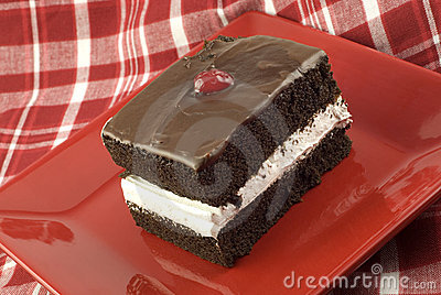 Delicious Chocolate Layer Cake