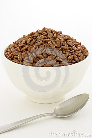 Delicious crisped rice cereal