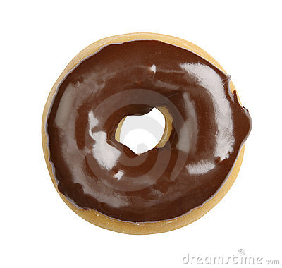 Free Delicious Donut Isolated Royalty Free Stock Photos - 4799938