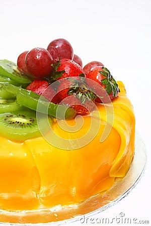 Free Delicious Fruit Cake Royalty Free Stock Photos - 15651818