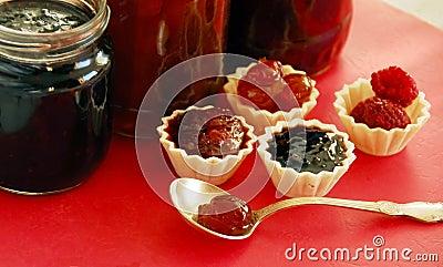 Delicious jam