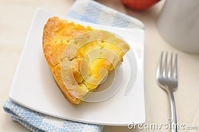 Delicious looking tart
