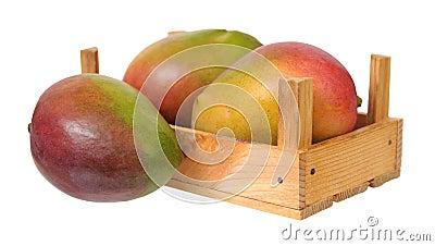 Delicious Mexican mango