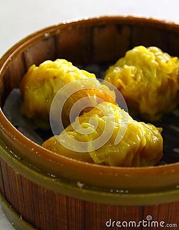 Delicious Oriental Dim Sum
