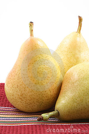 Delicious pears