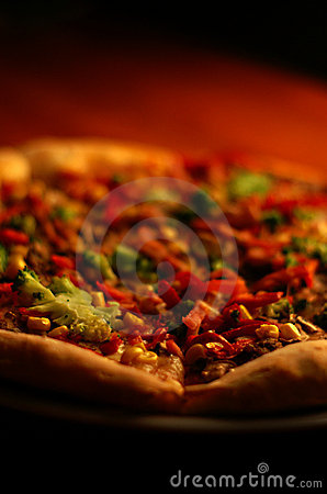 Free Delicious Pizza Stock Photography - 1340252