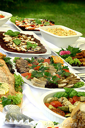 Free Delicious Platters Stock Photography - 2854922