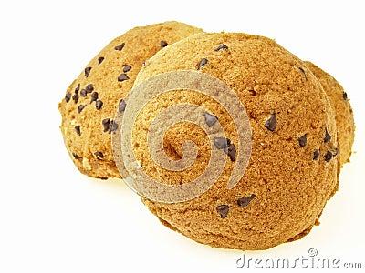 Delicious tasty bun