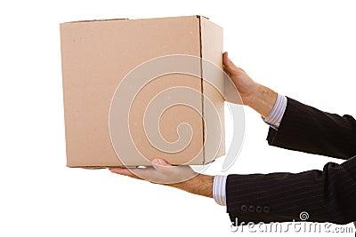 Deliver the parcel