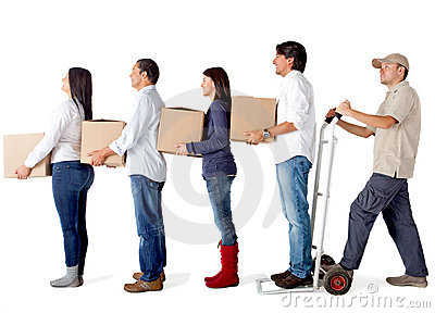 Delivery chain