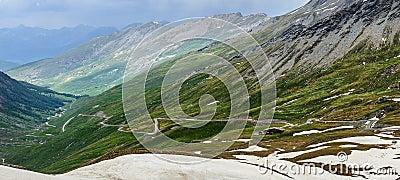 Dell Agnello de Colle, montañas francesas