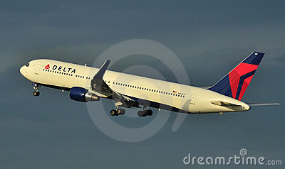Delta Air Lines Airbus A330 Editorial Image