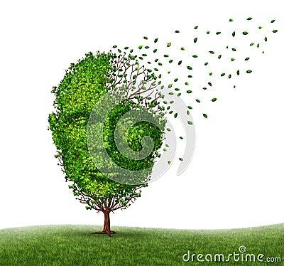 Free Dementia Disease Stock Photography - 32992482
